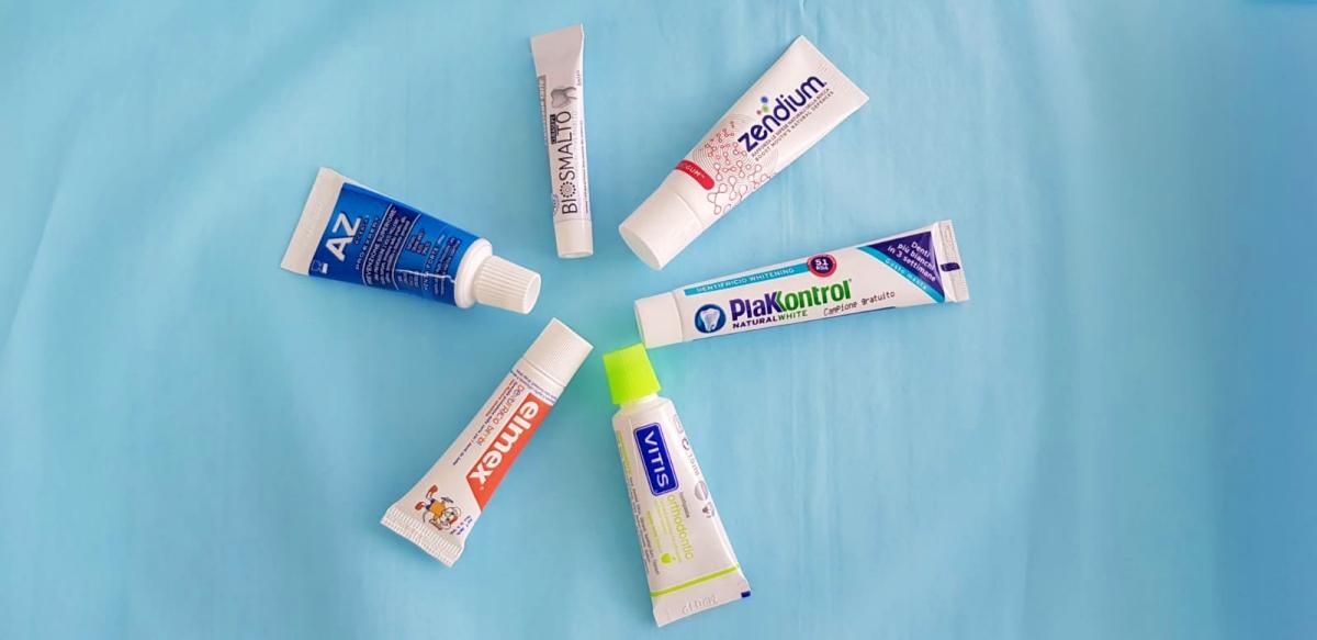 Dentifricio con fluoro: come scegliere quello più adatto